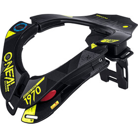 ONeal Tron Neckbrace ASSAULT black/blue/yellow